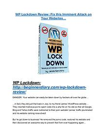 WP Lockdown review & bonuses - cool weapon WP Lockdown Review and $30000 Bonus - WP Lockdown 80% DISCOUNT