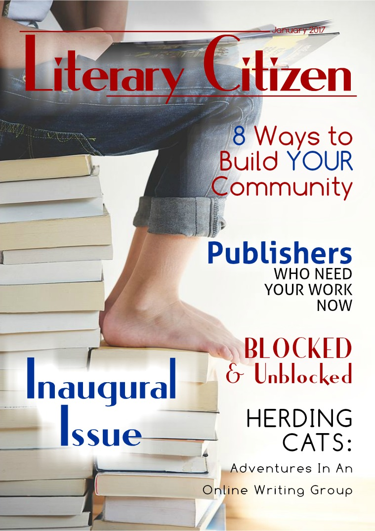 The Literary Citizen Winter/Spring 2017