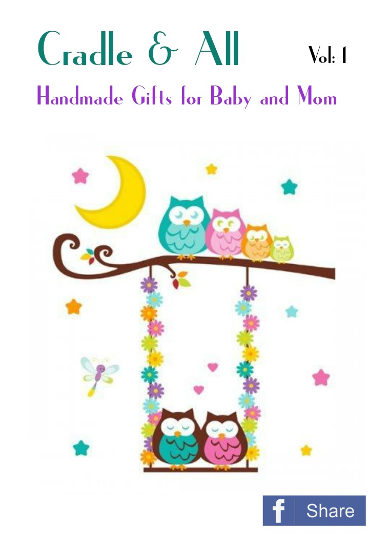 Cradle & All Handmade for Baby & Mom