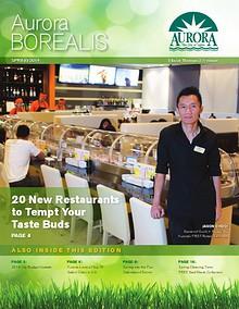 Borealis - Spring 2014