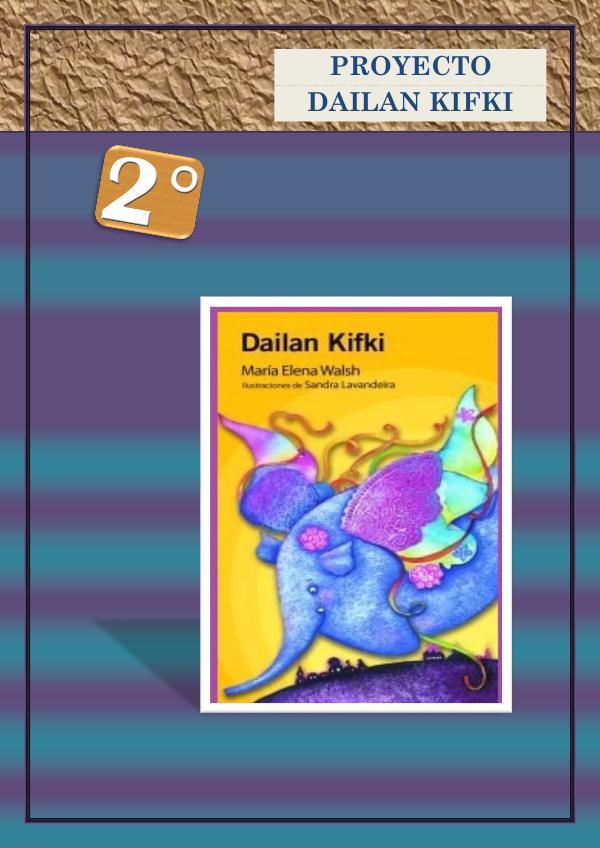REVISTA 2° GRADO - DAILAN KIFKI Revista Dailan
