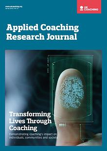 Applied Coaching Research Journal