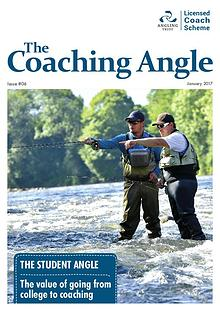 Angling Trust's The Coaching Angle