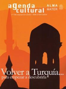 Agenda Cultural UdeA - Año 2007 SEPTIEMBRE