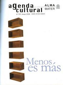 Agenda Cultural UdeA - Año 2008