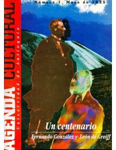 Agenda Cultural UdeA - Año 1995 MAYO