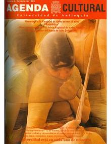 Agenda Cultural UdeA - Año 1995