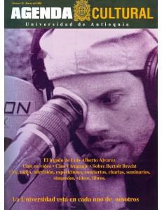 Agenda Cultural UdeA - Año 1998 MARZO