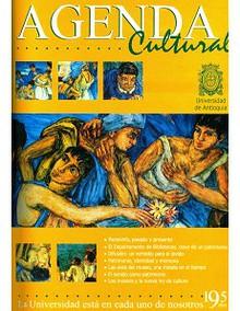 Agenda Cultural UdeA - Año 1998