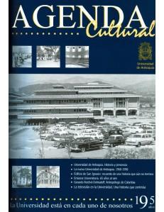 Agenda Cultural UdeA - Año 1998 SEPTIEMBRE