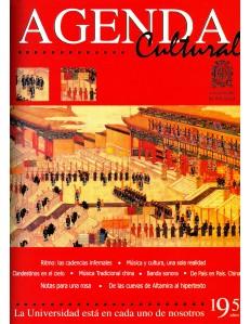 Agenda Cultural UdeA - Año 1998 NOVIEMBRE