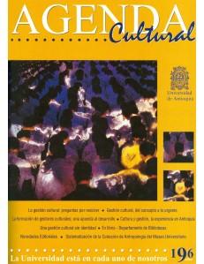 Agenda Cultural UdeA - Año 1999 MARZO