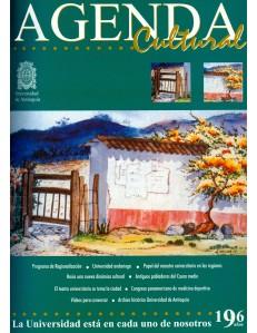 Agenda Cultural UdeA - Año 1999 MAYO
