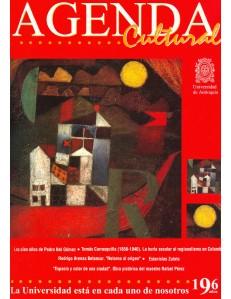 Agenda Cultural UdeA - Año 1999 JUNIO