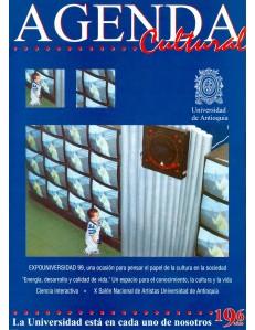 Agenda Cultural UdeA - Año 1999 OCTUBRE
