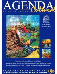 Agenda Cultural UdeA - Año 1999 DICIEMBRE