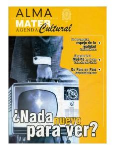 Agenda Cultural UdeA - Año 2000 MAYO