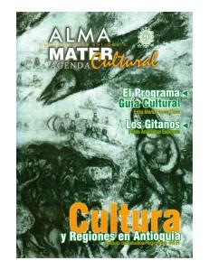 Agenda Cultural UdeA - Año 2001 ABRIL