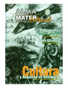 Agenda Cultural UdeA - Año 2001