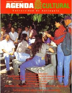 Agenda Cultural UdeA - Año 1997 FEBRERO