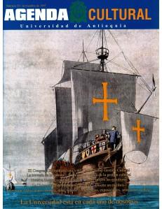 Agenda Cultural UdeA - Año 1997 NOVIEMBRE