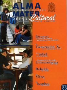 Agenda Cultural UdeA - Año 2002 OCTUBRE