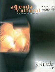 Agenda Cultural UdeA - Año 2004 MARZO