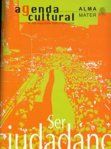 Agenda Cultural UdeA - Año 2004 MAYO