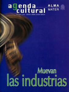 Agenda Cultural UdeA - Año 2004 JULIO