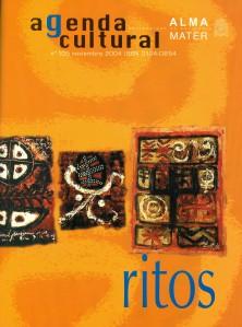 Agenda Cultural UdeA - Año 2004 NOVIEMBRE