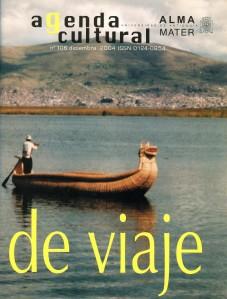 Agenda Cultural UdeA - Año 2004 DICIEMBRE