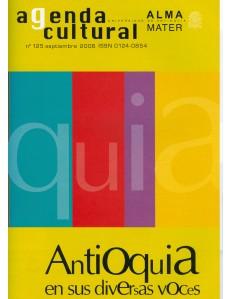 Agenda Cultural UdeA - Año 2006 SEPTIEMBRE