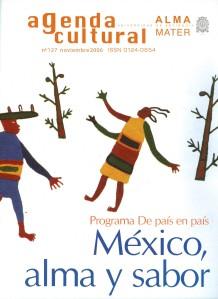 Agenda Cultural UdeA - Año 2006 NOVIEMBRE