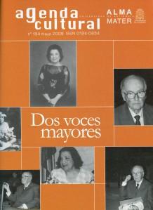 Agenda Cultural UdeA - Año 2009 MAYO