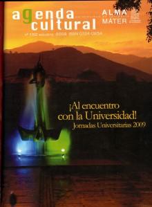 Agenda Cultural UdeA - Año 2009 OCTUBRE