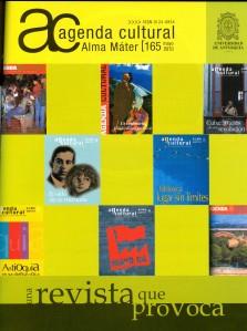 Agenda Cultural UdeA - Año 2010 MAYO