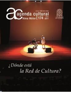 Agenda Cultural UdeA - Año 2011 MARZO