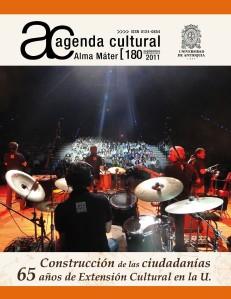 Agenda Cultural UdeA - Año 2011 SEPTIEMBRE