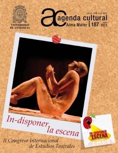Agenda Cultural UdeA - Año 2012 MAYO