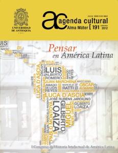 Agenda Cultural UdeA - Año 2012 SEPTIEMBRE