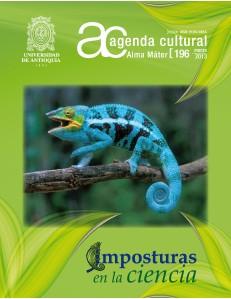 Agenda Cultural UdeA - Año 2013 MARZO