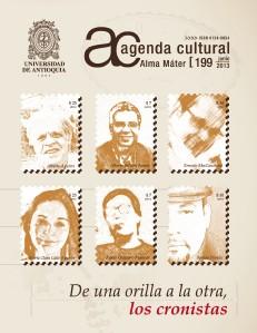 Agenda Cultural UdeA Junio 2013