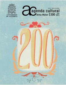Agenda Cultural UdeA Julio 2013