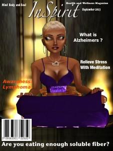 Inspirit Magazine September 2013 Volume 1