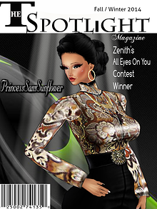 The Spotlight issue 1