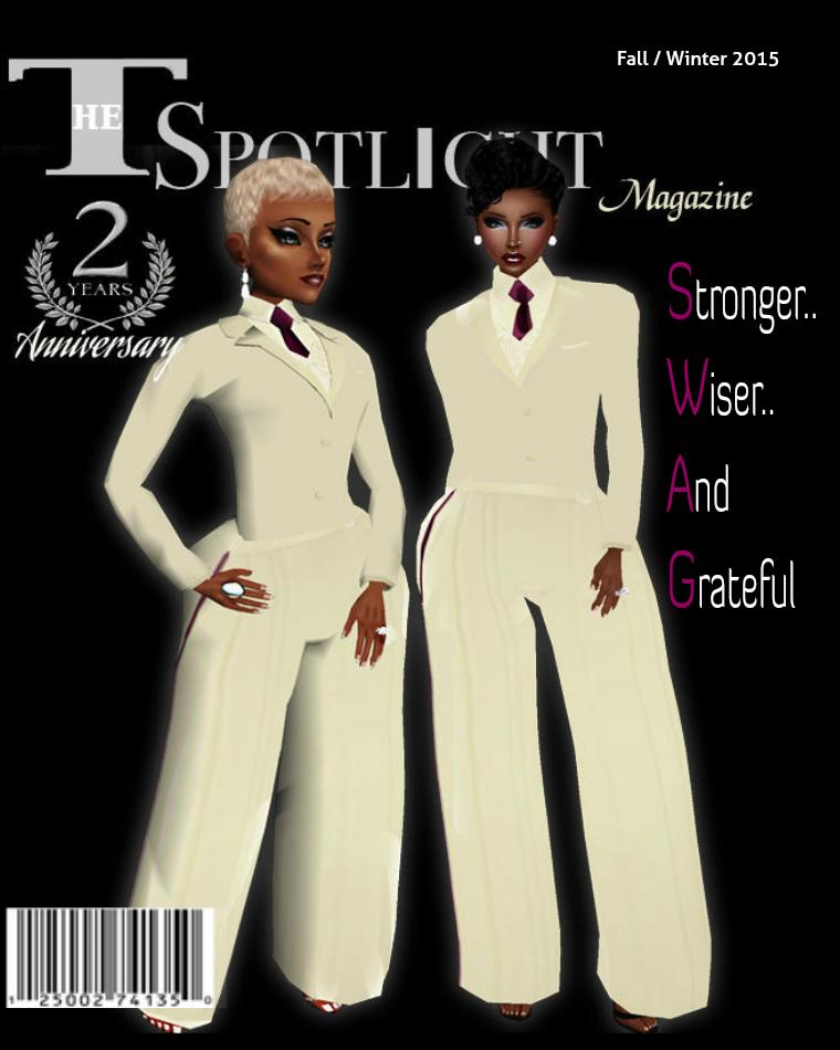 The SpotLight Magazine The Spotlight Magazine / Fall / Winter 2015