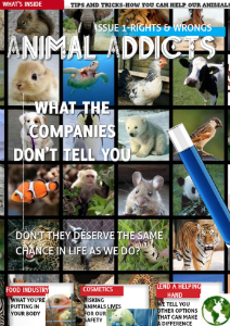 Animal Addicts-Rights & Wrongs Jul. 2013