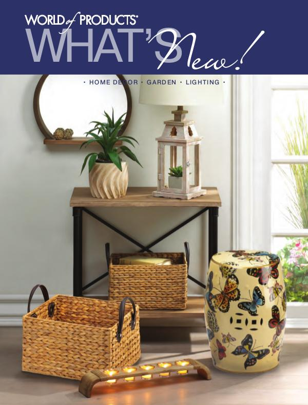 DBM Treasure Chest World of Products Catalog World of Products- Spring 2019