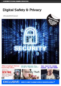 Digital Safety & Privacy June 2013