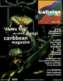 Callaloo Caribbean Magazine - Official issue JANJUN13